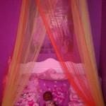 çocuk odası cibinlik