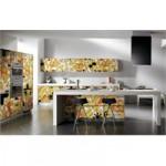çılgın desenli mutfaklar