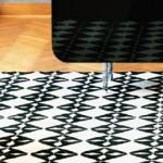 Baklava Desenli Step Halı Modelleri 2012
