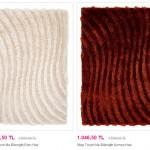 Dalga Desenli Step Halı Modelleri Çeşitleri 2012