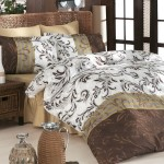 Karışık Renkli Çift Kişilik Uyku Seti Modelleri 2012