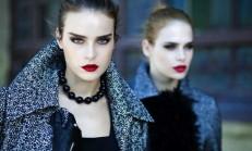 Victoria's Secret Kış Kreasyonu Modelleri  2012