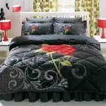 Sevgililer Günü İçin Dizayn edilmiş Uyku Seti Modelleri 2012