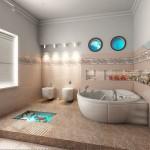 amerikan banyo tasarımı