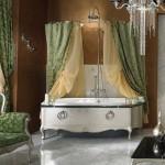 antika banyolar,eski işlemeli banyo tasarımları