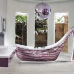 ayakkabı küvetli banyo örneği