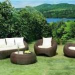 bahçe ve balkon mobilyası