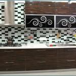 dekorasyon harikası mutfak dolapları