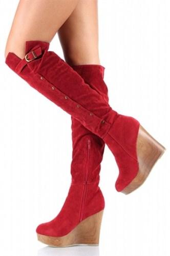 dolgu taban 2012 çizme modelleri