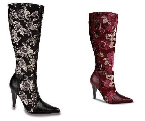 en son trendy çizmeler