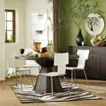 en yeni mutfak masası modelleri