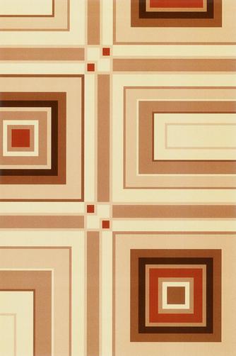 geometrik desenli halılar
