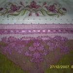 Yeni havlu kenarları modelleri motifleri