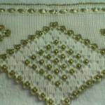 havlu kenarı örnekleri simli göbekli dantel
