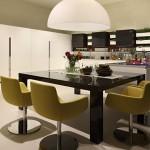 modern şık mutfak masası