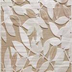 padişahtan yaprak desenli uranüs halı modeli