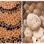 taş desenli halılar