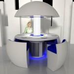 uzay modeli mutfak masa tasarımları