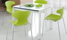 Modern mutfak masa modelleri
