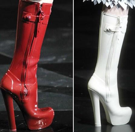 yeni 2012 çizme modelleri