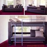 yeni kanepe olan ranzalar