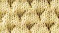 Kabartmalı Örgüler Çimdik Örgü