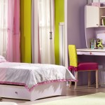 çilek genç odası tasarımı