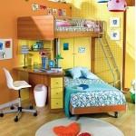 çilek mobilya dekoratif ranza tasarımı