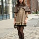 çok şık min pelerin modelleri 2012