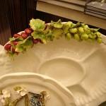çok şık tabaklar mutfak aksesuarları