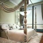 çok lüks süper yatak odaları ev dekorasyonu