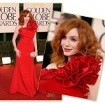 ünlülerin çok şık abiye kırmızı elbiseleri
