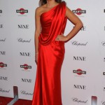 "Chopard Sponsors the New York Premiere of ""NINE"" - Arrivals"