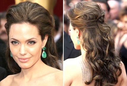 ünlülerin en yeni trend uzun saç toplama şekilleri