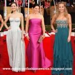 ünlülerin giydikleri straplez ebise modelleri