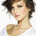 ünlülerin kısa saç modelleri 2012