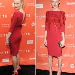 ünlülerin yeni sezon kırmızı elbiseleri