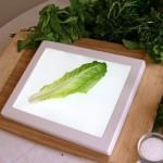 ışıklı sebze tahtası tasarımı