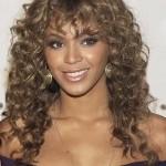 ışıltılı kahverengi saç modeli