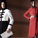 2012 kış bayan manto modelleri