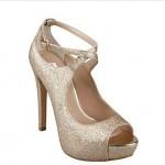 2012 pırıltılı ten rengi ayakkabı trendleri