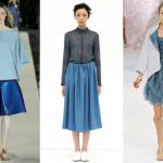 2012 yaz moda renkleri mavi tonları