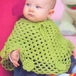 2012 yeşil bebek-pelerin modelleri
