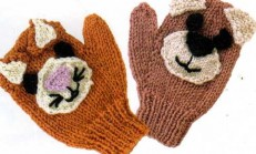Beş Şiş ( Çorap Şişi ) ile Dairesel Örgü