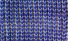 Dört Renkli Selanik Örgü Tekniği