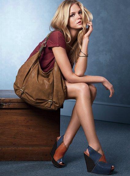Deri Yazlık Bayan Ayakkabıları