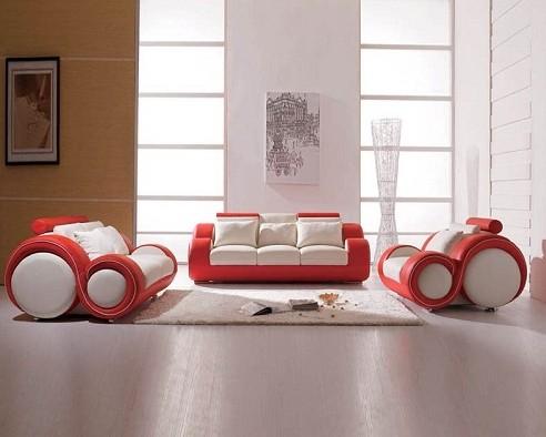 FormatFactorymodern kırmızı beyaz koltuk takımı