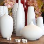Modern Dekoratif Eşyalar  çeşitli vazolar