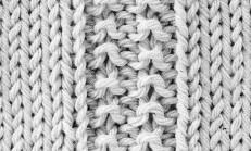 Denizci Motifleri Pirinç Merdiven Örgü