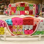 Renkli patchwork modelleri